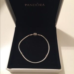 Pandora bracelet (size 6.5)
